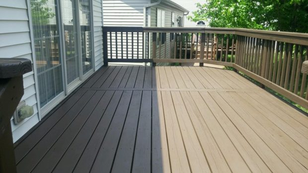 Deck Staining - Local Painters - Parma, Ohio