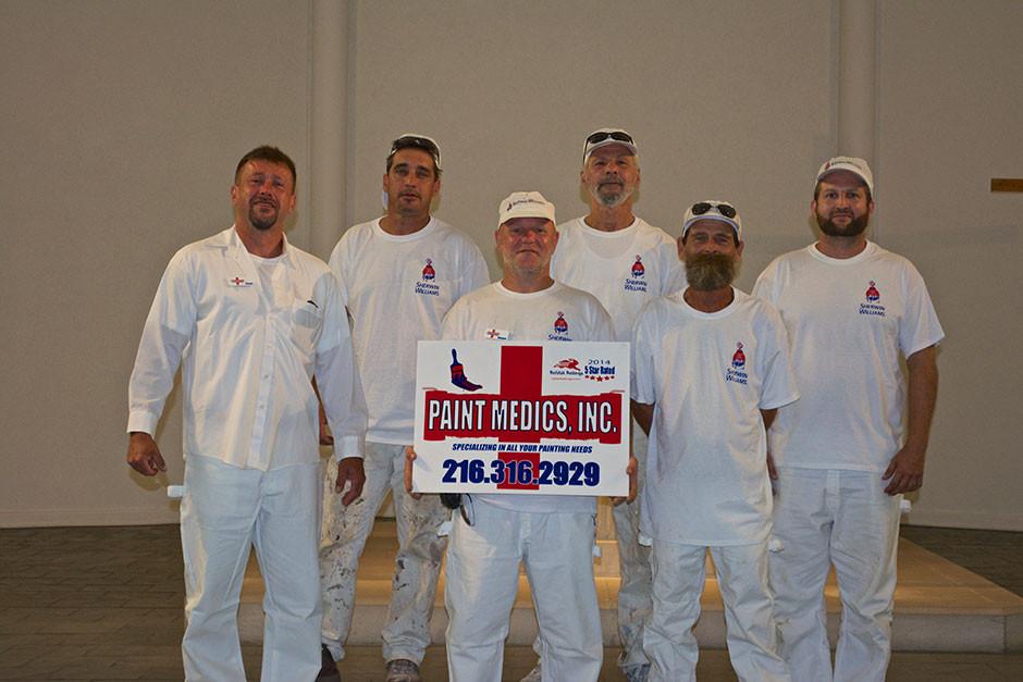 St Peters Feature Paint Medics Inc