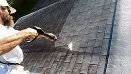 Paint Medics Inc. Roofing Cleaning Services