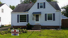 Paint Medics, Inc. painting houses in Parma, Seven Hills, Cleveland and all over Northeast Ohio