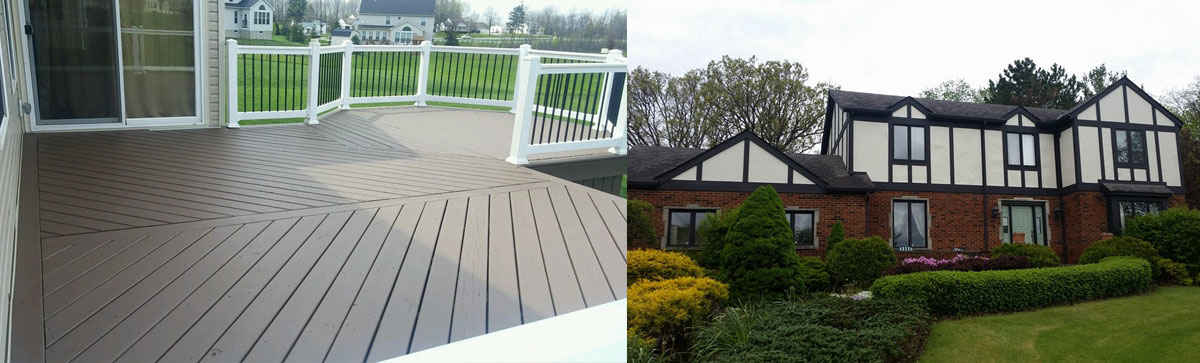 Residential and Commercial Painters - Also Providing Deck Staining and Power Washing