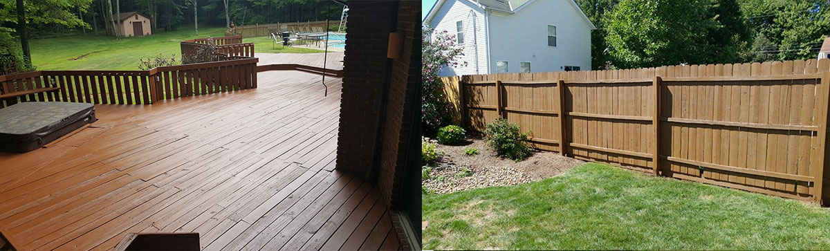 Residential and Commercial Painters - Also Providing Deck Staining, Fence Staining, Power Washing, Restoration