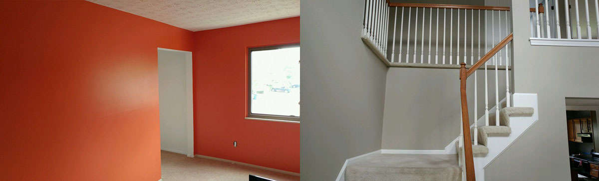 Paint Medics Is a Local Painting Company Serving Parma, Cleveland & Northeast Ohio - Interior Painting