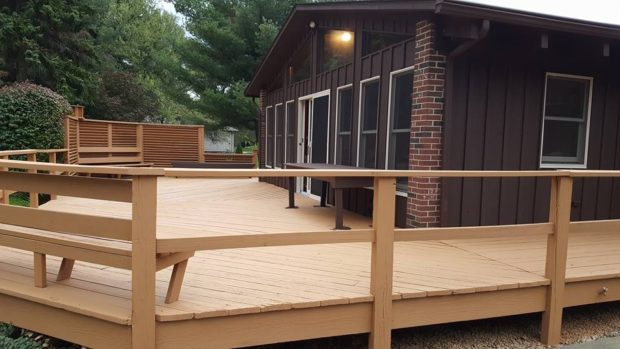 power washing - deck refinishing - Cleveland, Ohio