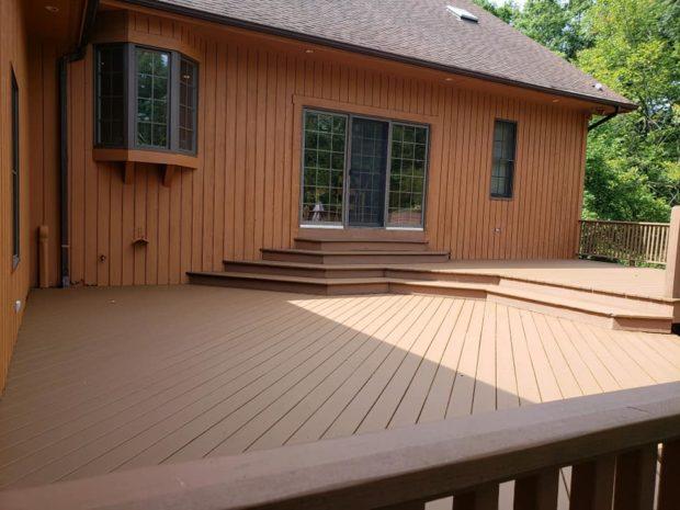 Paint Medics Inc - Cleveland, Ohio - Deck Refinishing Company