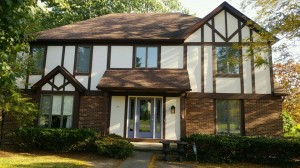 Beautiful Exterior Home Painting Project Northeast Ohio by Paint Medics Inc.