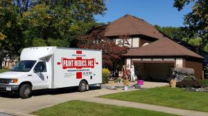 Exterior Home Painting Project Northeast Ohio by Paint Medics Inc.