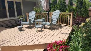 Deck Finishing and Power Washing - Parma, Ohio - serving All of Northeast Ohio - including Strongsville, Berea and more!