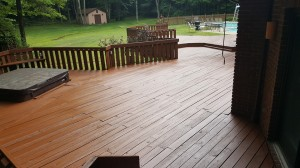 Deck Refinishing - Parma, Ohio