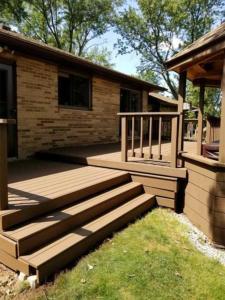 Deck Restoration Project 05