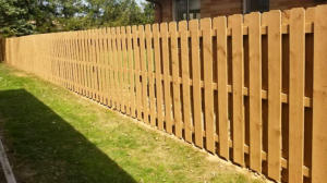 Cleveland, Parma Ohio - Fence Staining, Fence Painting, Fence Refinishing