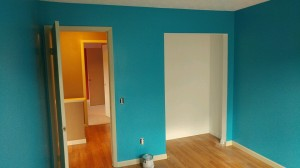 Paint Medics Interior Painting project