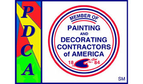 Member of Painting and Decorating Contractors of America